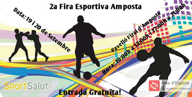 Fira Esportiva Amposta 2015