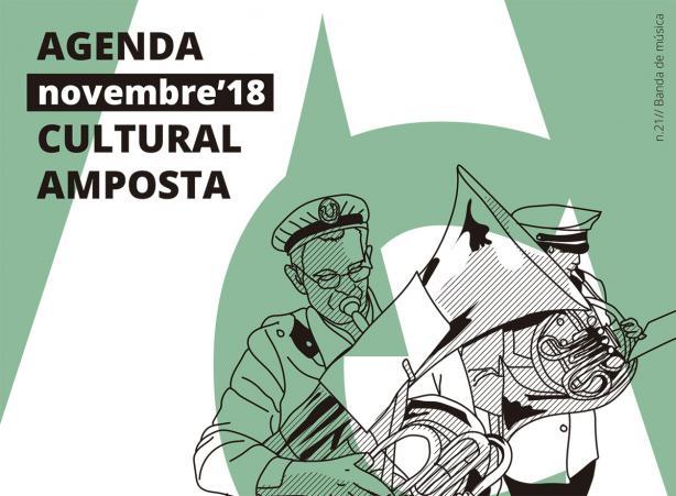 Agenda Cultural Novembre 2018
