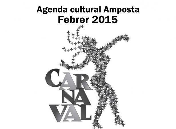 Agenda Culturar Amposta Febrer 2015