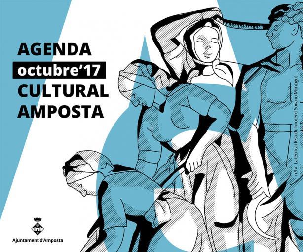 Agenda Cultural Amposta Octubre 2017