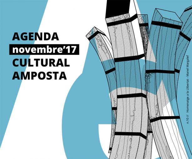 Agenda Cultural Novembre 2017