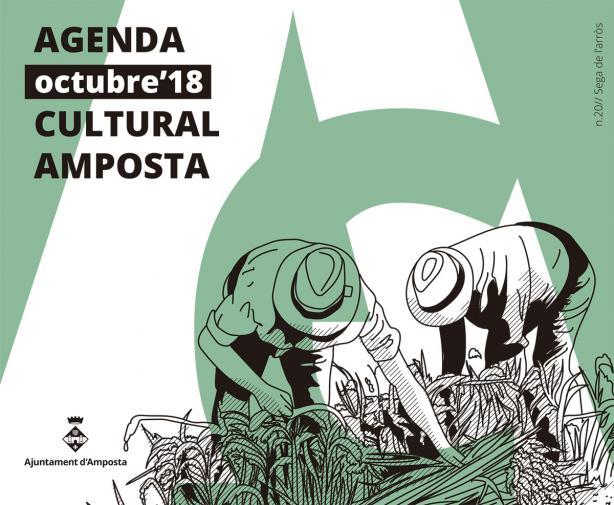 Agenda Cultural Octubre 2018