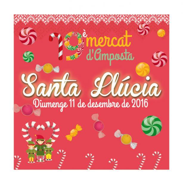 Mercat de Santa Llúcia 2016