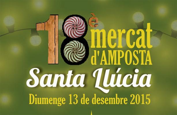 Mercat Santa Llúcia Amposta 2015