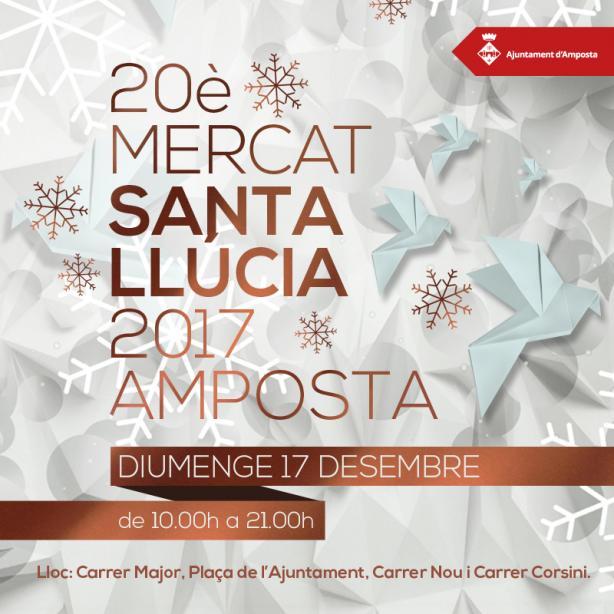 Mercat de Santa Llúcia 2017
