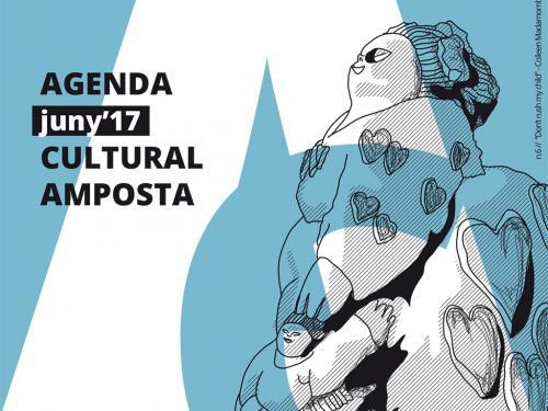 Agenda Cultural Juny 2017