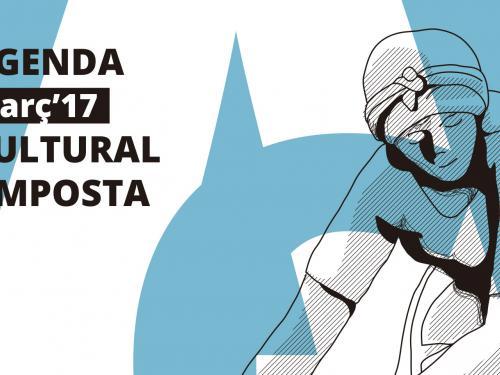Agenda Cultural Març 2017
