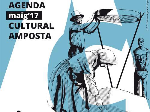Agenda Cultural Maig 2017