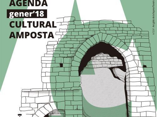 Agenda Cultural Gener 2018