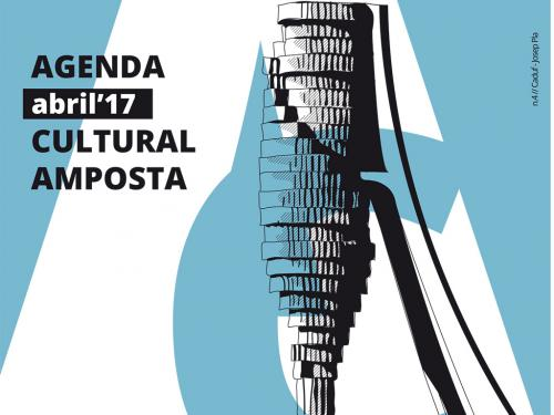 Agenda Cultural Abril 2017 Amposta