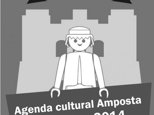 Agenda Cultural Amposta Novembre 2014