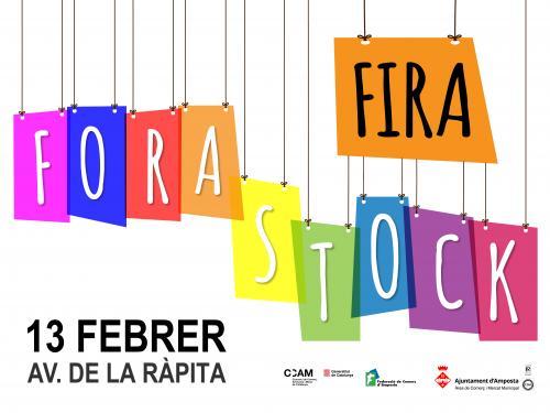 Fira Fora Stock Febrer 2016