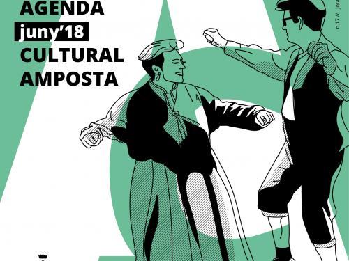 Agenda Cultural Juny 2018