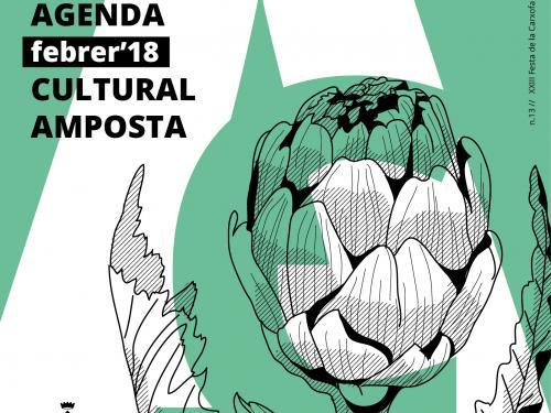 Agenda Cultural Febrer 2018
