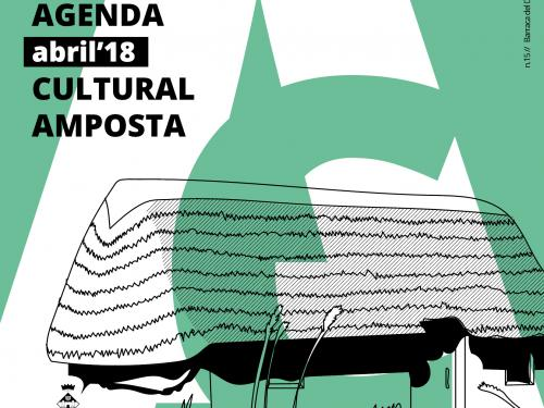 Agenda Cultural Amposta Abril 2018