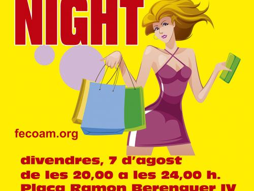 Shopping Night Amposta 2015