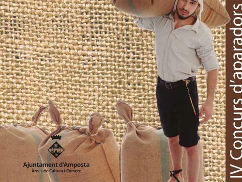 Concurs Aparadors Festa del Mercat Amposta